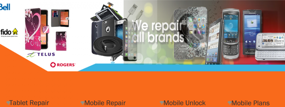 For Mobile Phones, Tablets and Accessories